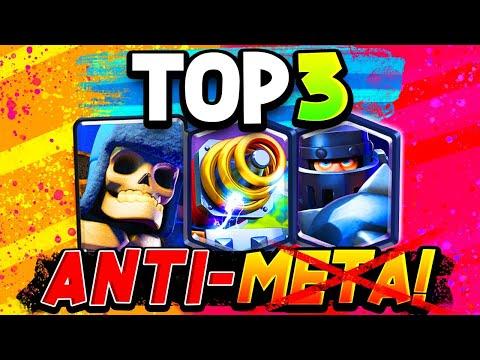 BEST 3 DECKS To MURDER The 2020 META!