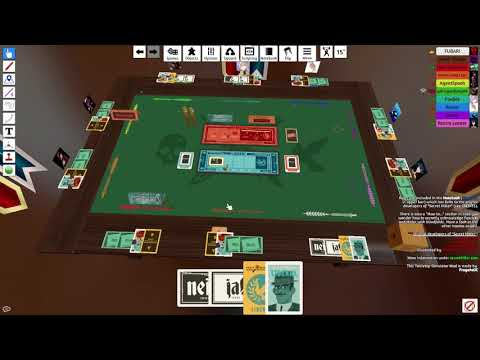 FUBAR! and Friends Play - TTS - Secret Hitler [1]