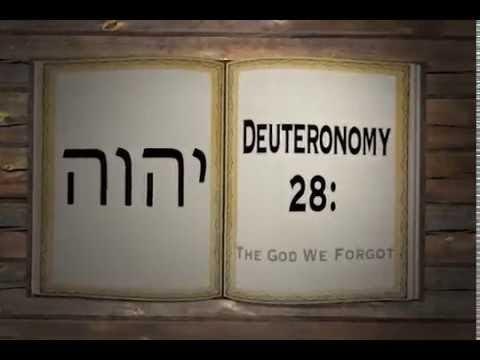 Deuteronomy 28: The God We Forgot - FULL MOVIE