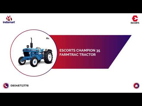 50 HP Escorts Powertrac Euro 50 Tractor, Escorts Limited ... Farmtrac Wiring Diagram on