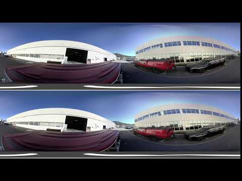 Warner Brothers Studio Tour Hollywood – Part 5 (3D 360 VR)