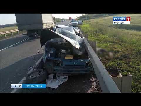 Смертельный исход: ДТП на трассе Москва-Челябинск