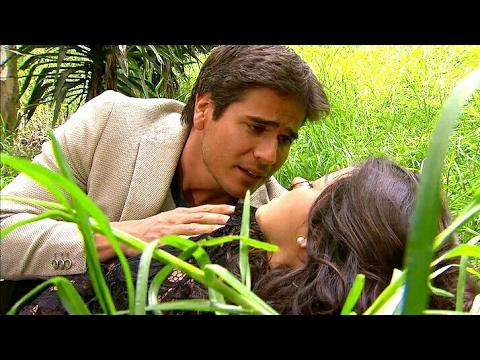 La Gata | Gisela empujo a Esmeralda de la barranca y tenta matarla