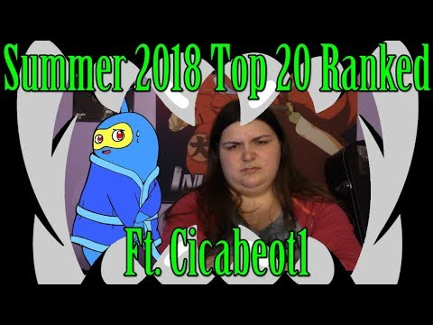 Summer 2018 Top 20 Ranked Ft  Cicabeot1 Mp3