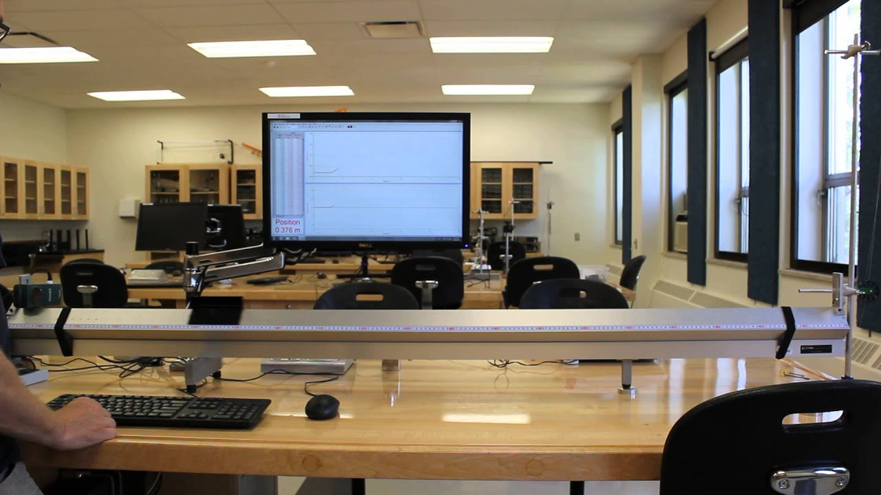 air track lab Compared to other air tracks, the pasco air track is: longer -- the full 2-meter length provides more room for experimenting (yet it still fits on a standard lab table.