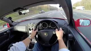 Review and Virtual Video Test Drive In Our 2003 Alfa Romeo GTV 2 0 T Spark 16v Turismo 2dr