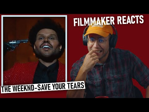 Filmmaker Reacts | The Weeknd - Save Your Tears | & Technical Analysis