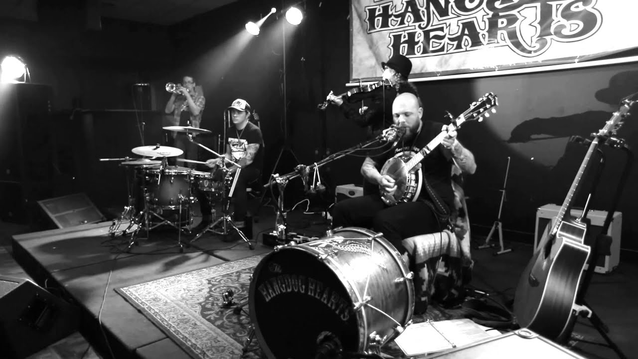The Hangdog Hearts - Flesh 'n Blood