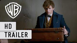 PHANTASTISCHE TIERWESEN UND WO SIE ZU FINDEN SIND - Trailer #1 Deutsch HD German