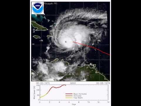 Hurricane David (1979)