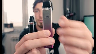 Vaporesso Xros, a ręal MTL Pod system for starters with Adjustable Airflow | Type C charging