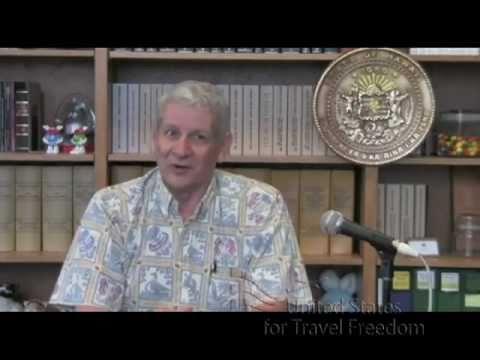Senator Sam Slom on the TSA