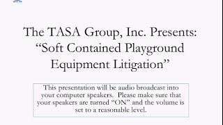Soft Contained Playground Equipment Litigation(, 2015-08-31T16:42:13.000Z)