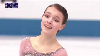 Произвольная программа Анны Щербаковой на командном чемпионате мира в Осаке