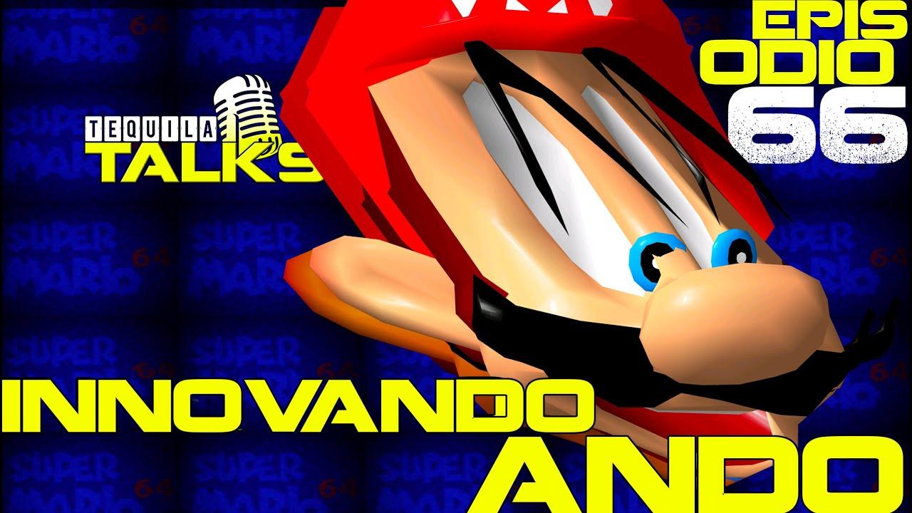 Innovando ANDO (SEGUNDA PARTE) - Tequila Talks ep. 66