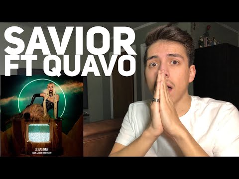 Iggy Azalea- Savior ft Quavo (Official Lyrics Audio)| Reaction