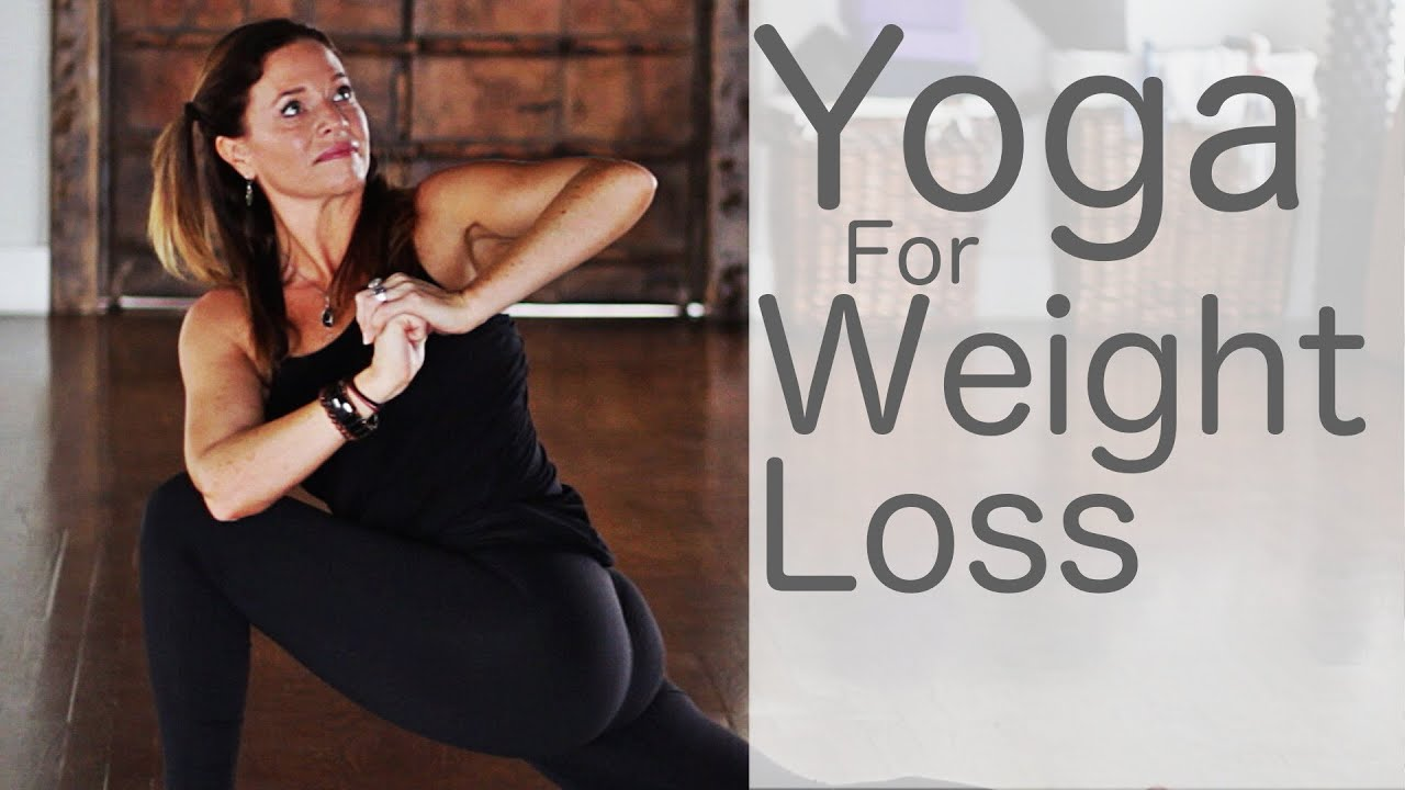 Vinyasa Flow Yoga For Weight Loss Youtube