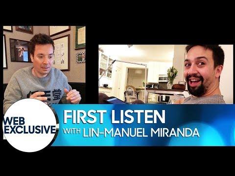 Lin-Manuel Miranda and Jimmy Fallon React to Weird Al's 'Hamilton Polka'