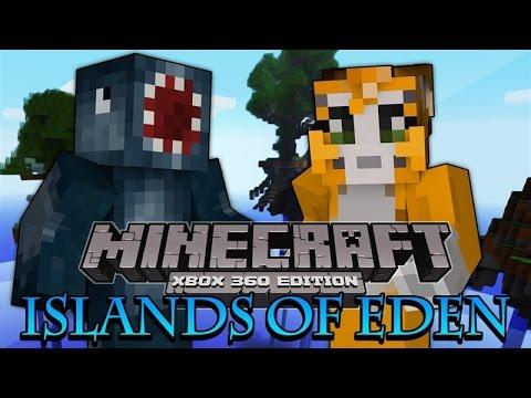 Minecraft Xbox - Island Of Eden - Iron Pig Island! [1]