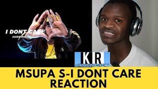 MSUPA S-I DONT CARE FAN REACTIONS   KENYANS REACT  MAD FAN REACTION  kENYANS REACT