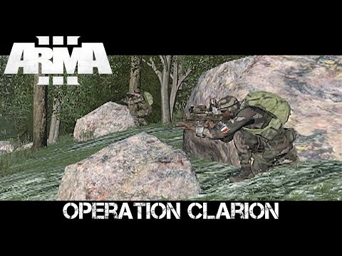 Operation Clarion - ArmA 3 French Special Forces Gameplay