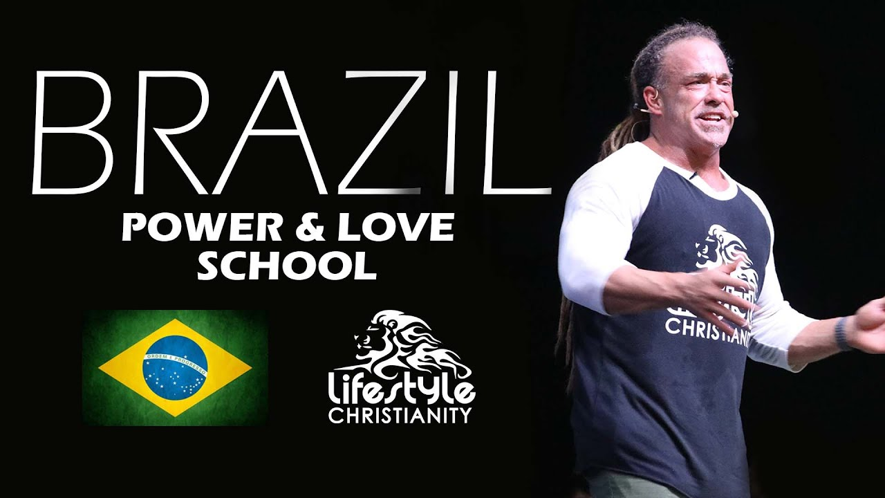 Brazil Power & Love School - Sean Smith (Session 8)