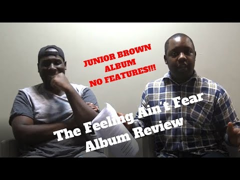 The Feeling Ain't Fear Good Bad Cop Album Review