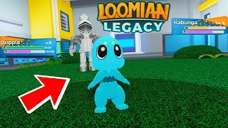 WHICH STARTER SHOULD I CHOOSE?! | Roblox Loomian Legacy Episode 1