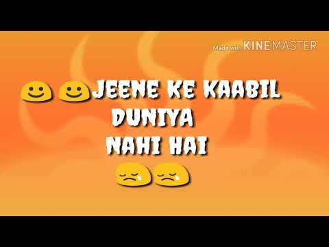 Matlabi Hai Log |Whatsapp status|