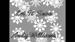 "Andy Williams: ""Let It Snow! Let It Snow! Let It Snow!"""
