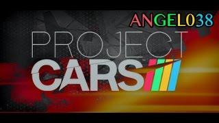 Angel038 - Project Cars - PC - Ep. 3 - Courses online - Redif du live du12/05