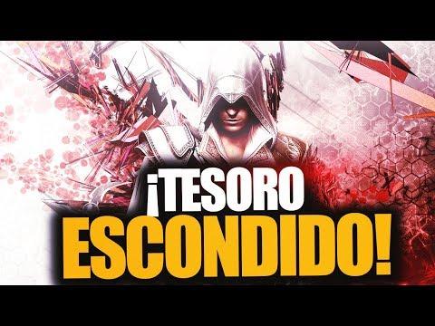 ¡EL TESORO ESCONDIDO! - Assassin's Creed 2 - RAFITI