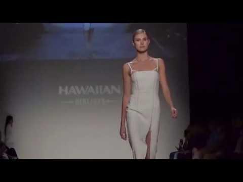 Honolulu Fashion Week 2016: Dion Lee