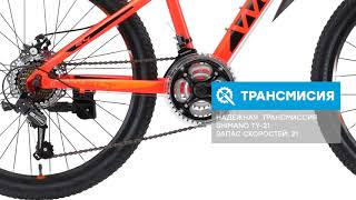 Обзор велосипеда Welt Peak 24 Disc 2018