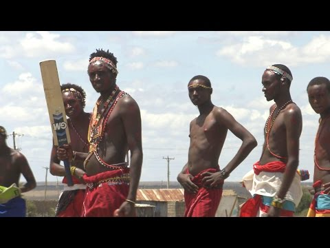 Faces of Africa - Maasai Cricket Warriors