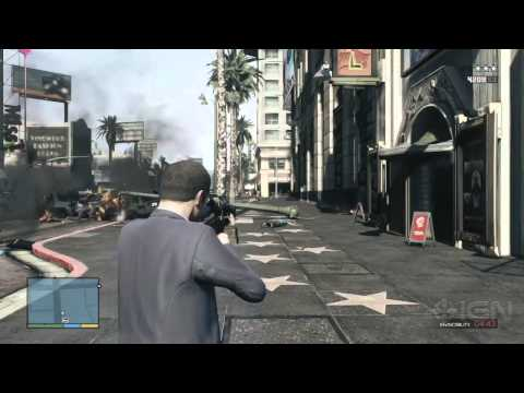 GTA 5 Cheats: Invincibility, Max Health And Armor And Free Weapons