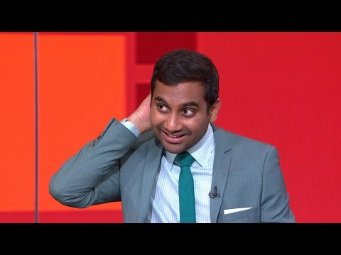 Aziz Ansari Has the Secret to Finding Love Online