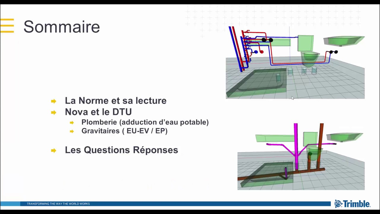 webinar plancal nova l 39 utilisation du dtu pour la mod lisation de vos projets bim youtube. Black Bedroom Furniture Sets. Home Design Ideas