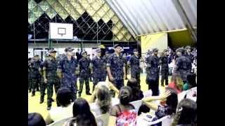 """Coreografia """"EFÉSIOS 6"""" (dia 02) do 26° Retiro de Jovens em Russas-CE"""