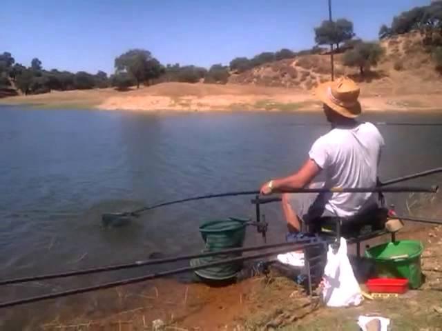 Interclub 2013 pesca enchufable media agua Travel Video