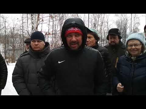 """Химки: застройщику ЖК """"Речной"""" перекроют въезд на стройплощадку"""