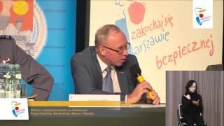 Debata o bezpieczeństwie w dzielnicach Praga Południe, Rembertów, Wawer, Wesoła.