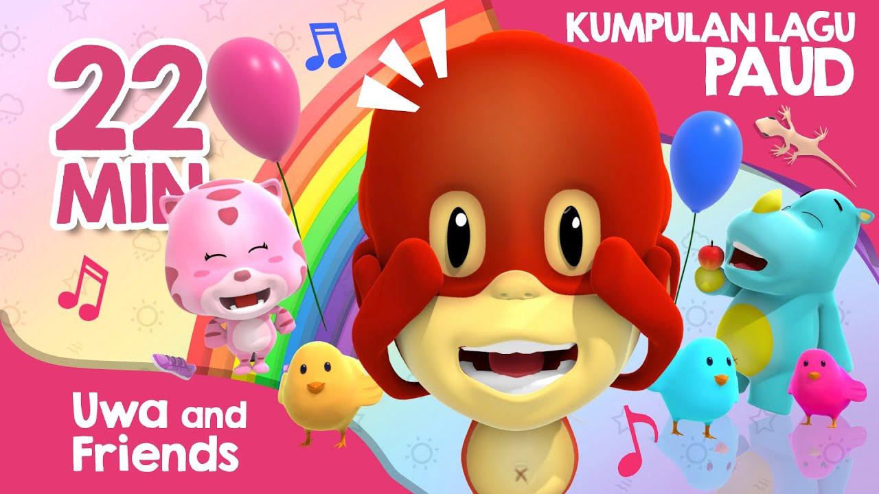 Download Balonku Ada Lima , Tekotek Anak Ayam , Cicak cicak dan Lagu Anak Populer Lainnya