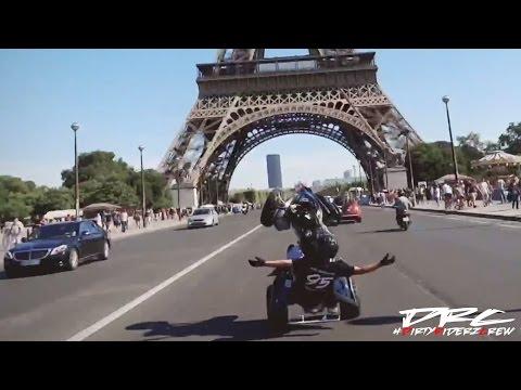 Dirty Riderz Crew // Wheeling Yamaha 700 RAPTOR 2017 sur Paris #BikeLife (@DRC_MousBikeLife)