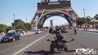 Dirty Riderz Crew // Wheeling Yamaha 700 RAPTOR 2017 sur Paris #BikeLife (@DRC_MousBikeLife)