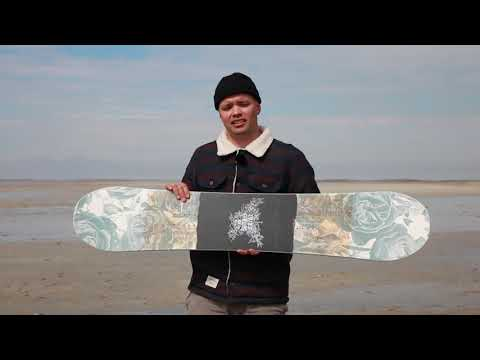2020 Nitro Arial Snowboard Review
