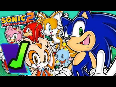 Sonic Advance 2 Review