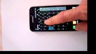 Galaxy s5 - prasklé sklo