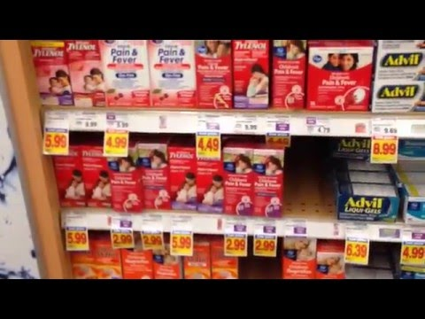Устройство аптеки в США!