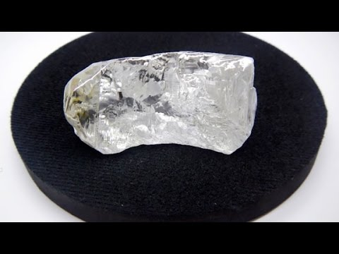 Mining CEO: Rare diamond 'will fetch a pretty penny...